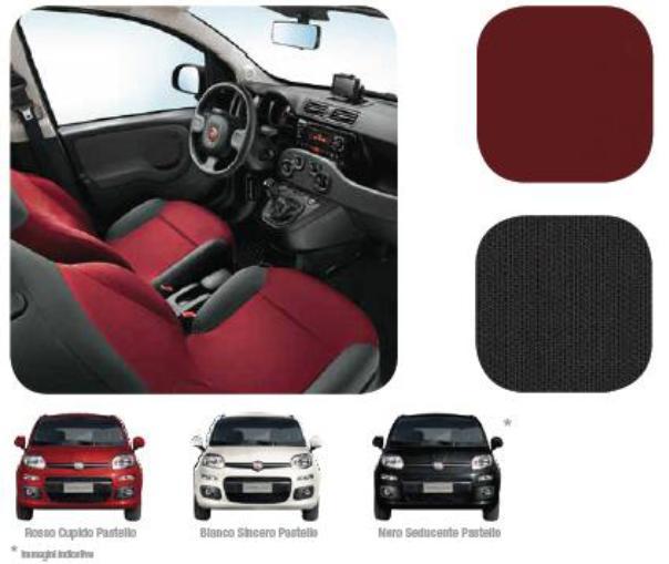 Fiat Panda Colori 2016  Download PDF