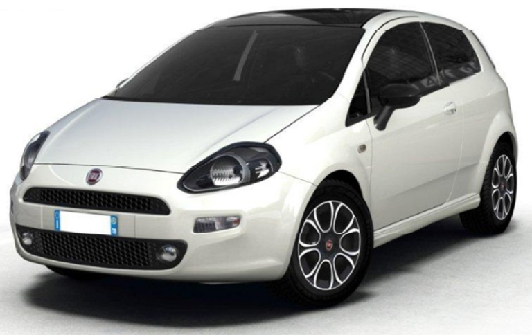 fiat punto 2013. Black Bedroom Furniture Sets. Home Design Ideas