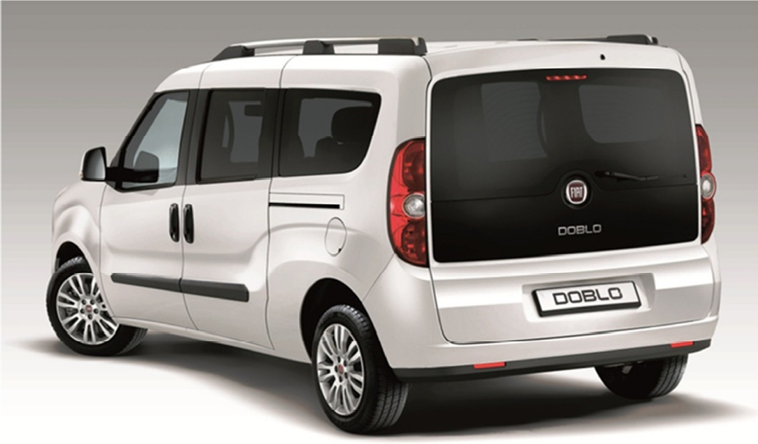 fiat doblo maxi metano. Black Bedroom Furniture Sets. Home Design Ideas